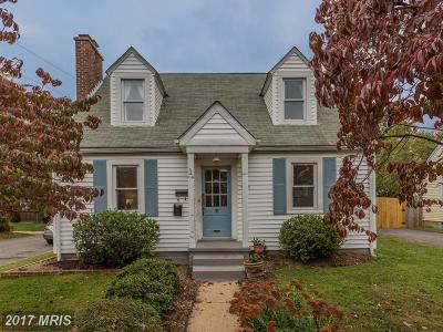 Arlington Single Family Home For Sale: 3200 12th Street S
