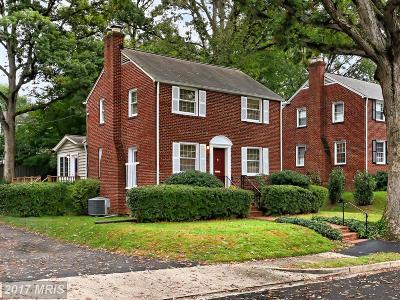 Arlington Single Family Home For Sale: 1701 Kenilworth Street N