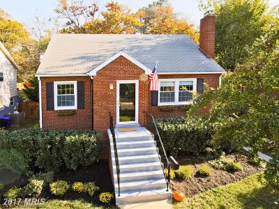 Arlington Single Family Home For Sale: 1509 Randolph Street S