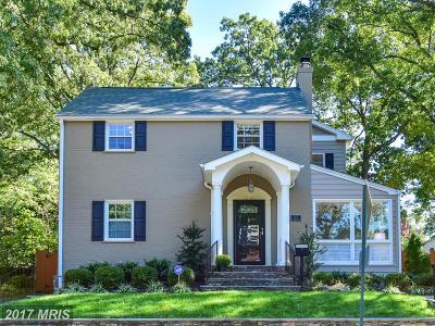 Arlington Single Family Home For Sale: 117 Park Drive N