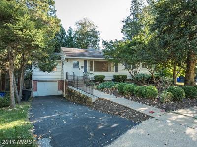Arlington Single Family Home For Sale: 2509 Granada Street N