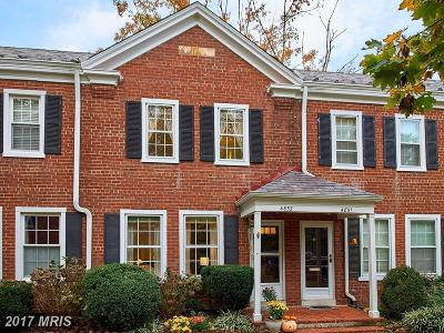 Arlington Townhouse For Sale: 4853 27th Road S