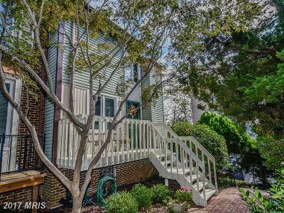 Arlington Townhouse For Sale: 961 Taylor Street