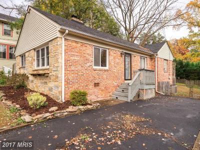 Arlington Single Family Home For Sale: 2249 Madison Street N