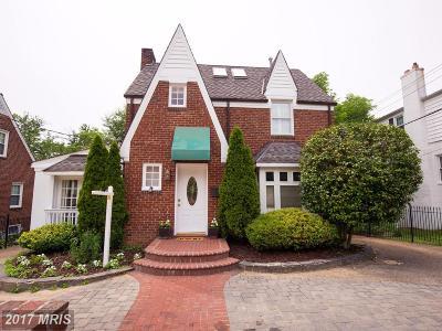 Arlington Single Family Home For Sale: 1706 Glebe Road