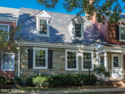 Arlington Townhouse For Sale: 4727 31st Street S