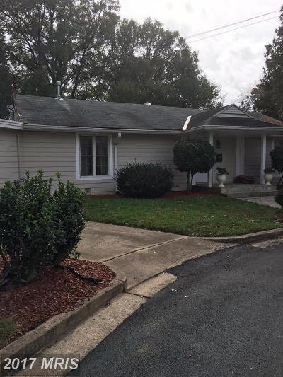 Arlington Single Family Home For Sale: 510 Frederick Street N