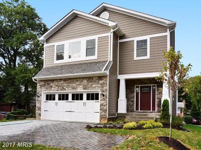 Arlington Single Family Home For Sale: 5021 Carlin Springs Road N