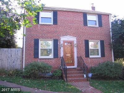 Arlington Single Family Home For Sale: 2300 Harrison Street N