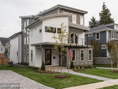 Arlington Single Family Home For Sale: 2611 Powhatan Street