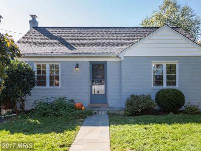 Arlington Single Family Home For Sale: 1804 S Nelson Street