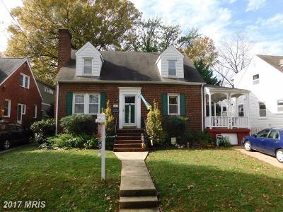 Arlington Single Family Home For Sale: 704 Edison Street