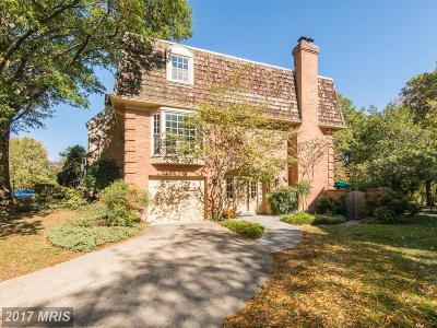 Arlington Townhouse For Sale: 2325 Glebe Road N