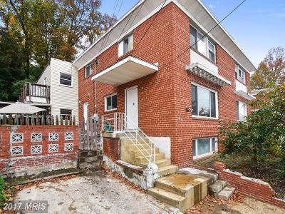 Arlington Duplex For Sale: 830 Dinwiddie Street S