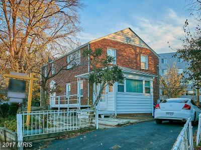 Arlington VA Duplex For Sale: $395,000