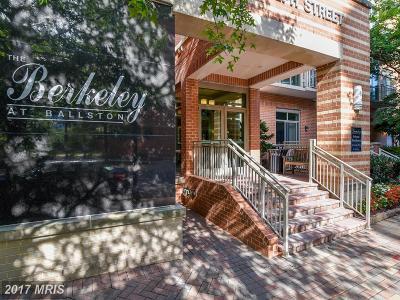 Arlington Rental For Rent: 1000 Randolph Street N #105