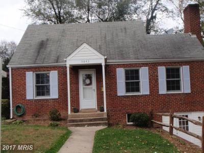 Arlington Single Family Home For Sale: 5843 19th Street N
