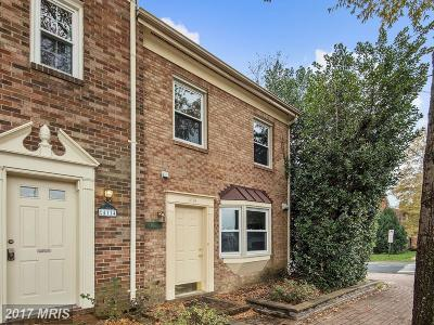 Arlington Townhouse For Sale: 4116 Washington Boulevard