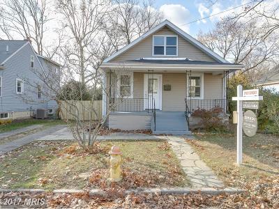 Arlington Single Family Home For Sale: 1702 Oakland Street S