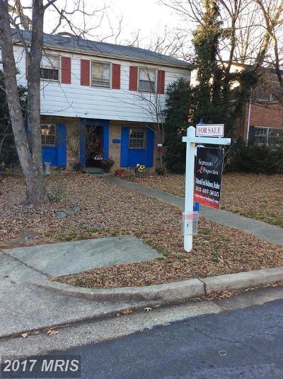 Arlington Single Family Home For Sale: 604 Garfield Street N