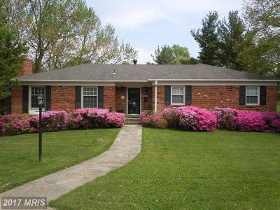 Country Club Hills Single Family Home For Sale: 3546 Abingdon Street