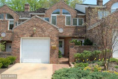 Arlington Townhouse For Sale: 2465 Wakefield Court N