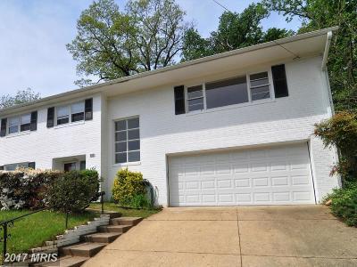 Arlington Single Family Home For Sale: 524 N Livingston Street