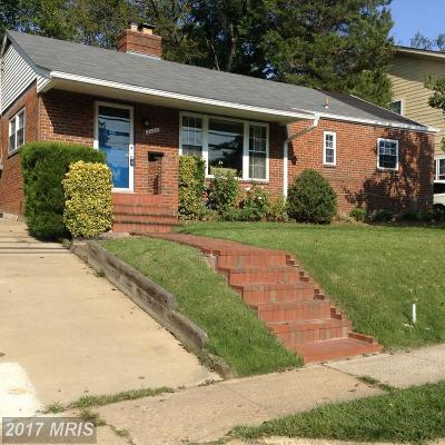 Arlington Single Family Home For Sale: 2632 Sycamore Street