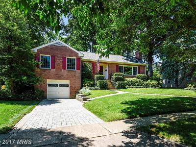 Arlington Single Family Home For Sale: 3924 Upland Street N