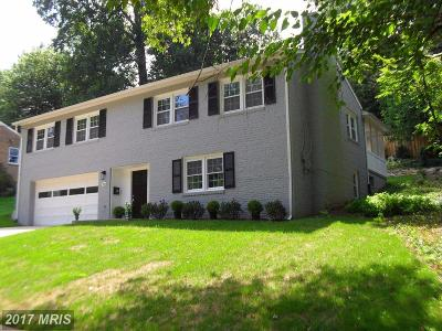 Country Club Hills Single Family Home For Sale: 3722 Vernon Street