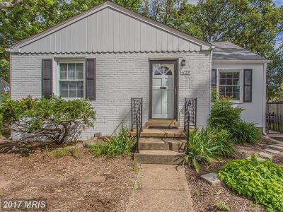 Arlington Single Family Home For Sale: 1127 S Harrison Street