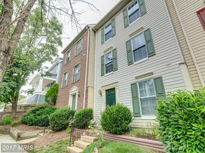 Arlington Townhouse For Sale: 2177 Shirlington Road