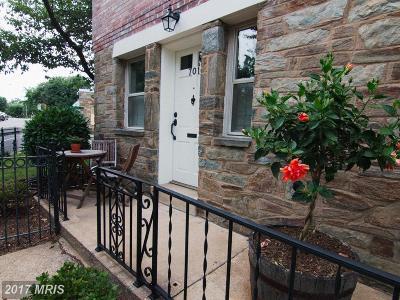Townhouse For Sale: 701 Bashford Lane