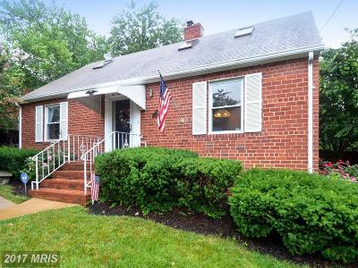 Single Family Home For Sale: 123 Hilton Street