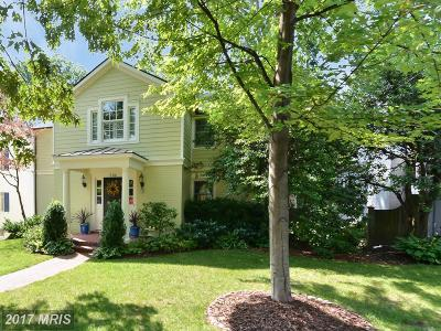 Alexandria Single Family Home For Sale: 506 Woodland Terrace