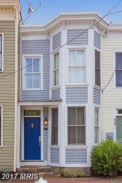 Townhouse For Sale: 529 Alfred Street N