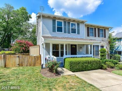 Alexandria Duplex For Sale: 308 Laverne Avenue