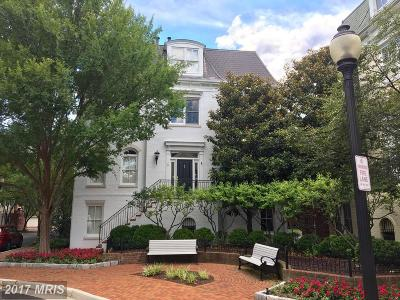 Townhouse For Sale: 18 Franklin Street