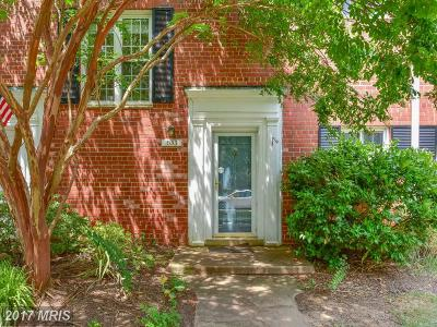 Parkfairfax Condo For Sale: 3153 Martha Custis Drive #832