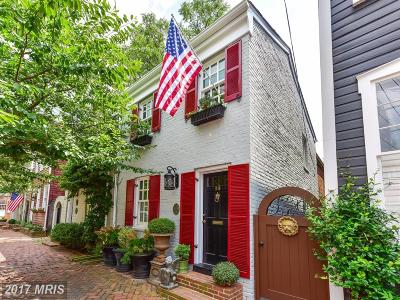 Townhouse For Sale: 1210 Prince Street