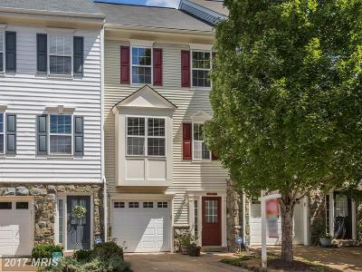 Alexandria Townhouse For Sale: 3847 Watkins Mill Drive