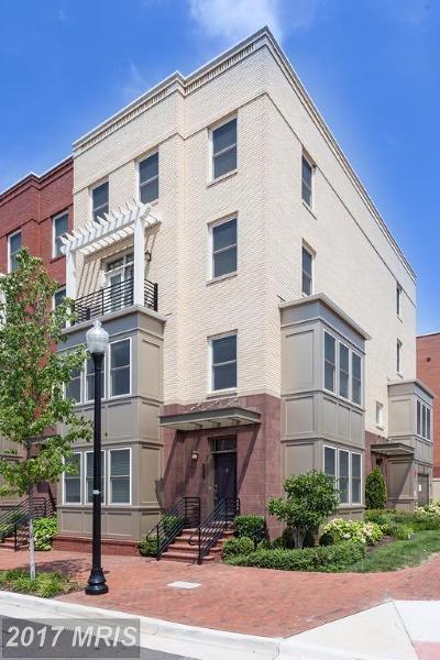 Potomac Yard, Potomac Yard Condominium, Potomac Yards Townhouse For Sale: 624 Howell Avenue E #101