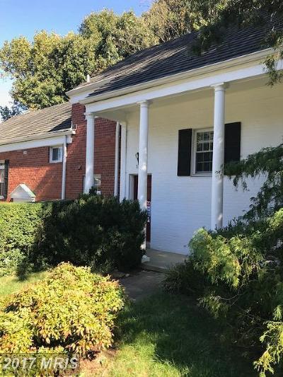 Parkfairfax Rental For Rent: 3523 Martha Custis Drive #3523