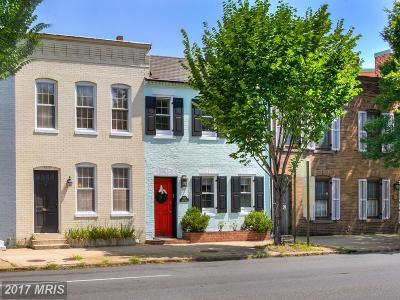 Old Town, Old Town Alexandria Condo For Sale: 1017 Duke Street