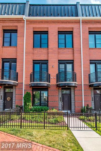 Potomac Yard, Potomac Yard Condominium, Potomac Yards Townhouse For Sale: 705 Howell Avenue E