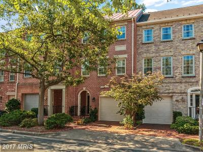 Old Town Townhouse For Sale: 220 Oronoco Street