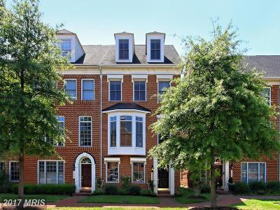 Alexandria Townhouse For Sale: 456 Ferdinand Day Drive