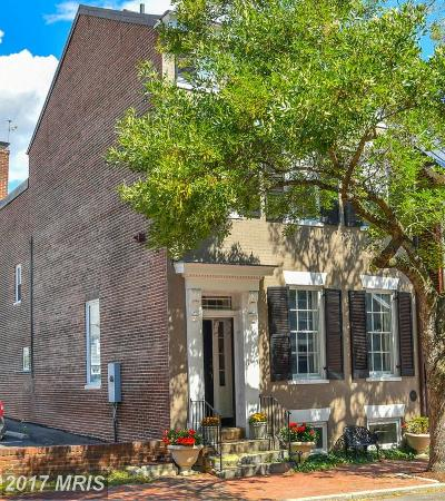 Old Town, Old Town Alexandria Rental For Rent: 511 Cameron Street