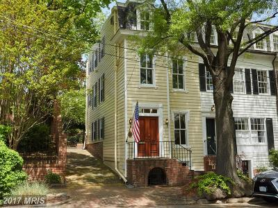 Old Town, Old Town Alexandria Condo For Sale: 511 Wolfe Street