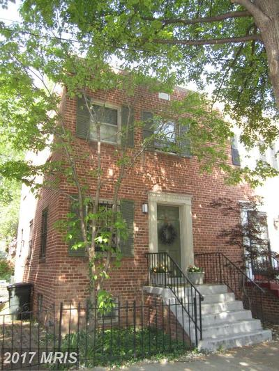 Old Town, Old Town Alexandria Rental For Rent: 411 Royal Street S